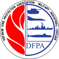 Defense Fire Protection Association Logo